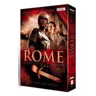 Rome - The Rise And Fall Of An Empire (DVD)