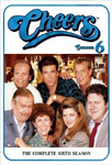 Cheers - Sesong 6 (DVD)
