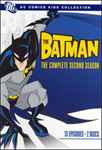 The Batman - Sesong 2 (DVD - SONE 1)
