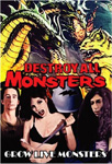 Destroy All Monsters - Grow Live Monsters (DVD)