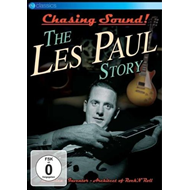 Les Paul - Chasing Sound! The Les Paul Story (DVD)