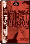 Errol Morris' First Person: The Complete Series (DVD - SONE 1)