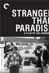 Produktbilde for Stranger Than Paradise - Special Edition - Criterion Collection (DVD - SONE 1)