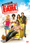 My Name Is Earl - Sesong 2 (DVD)