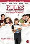 Rules Of Engagement - Sesong 1 (DVD)