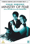 Ministry Of Fear (UK-import) (DVD)