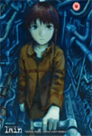 Serial Experiments Lain (UK-import) (DVD)