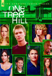 One Tree Hill - Sesong 4 (UK-import) (DVD)