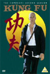 Kung Fu - Sesong 2 (UK-import) (DVD)