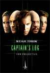 Star Trek - Captain's Log (DVD)