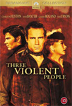 Three Violent People (UK-import) (DVD)