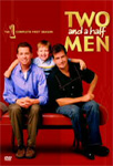 Two And A Half Men - Sesong 1 (DVD)