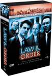 Law & Order - Sesong 1 (DVD)