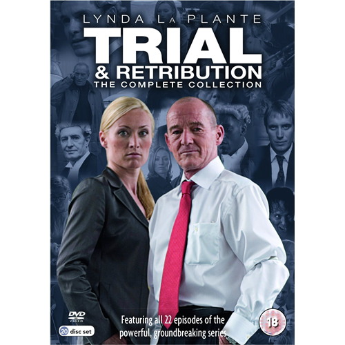 Trial And Retribution - The Complete Series (UK-import) (DVD)