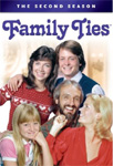 Family Ties - Sesong 2 (DVD - SONE 1)