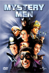 Mystery Men (UK-import) (DVD)