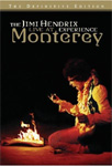 Jimi Hendrix - Live At Monterey 1967: The Definitive Edition (DVD)