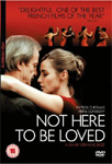 Not Here To Be Loved (UK-import) (DVD)