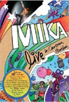 Mika - Live In Cartoon Motion Deluxe Edition (DVD)