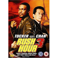 Rush Hour 3 (UK-import) (DVD)
