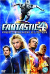 Fantastic 4: Rise Of The Silver Surfer (UK-import) (DVD)