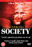 Society (UK-import) (DVD)