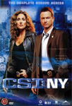 CSI - New York - Sesong 2 (DVD)