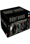 The Sopranos - The Complete Series (Engelsk Utgave) (UK-import) (DVD)
