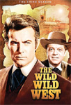 The Wild Wild West - Sesong 3 (DVD - SONE 1)
