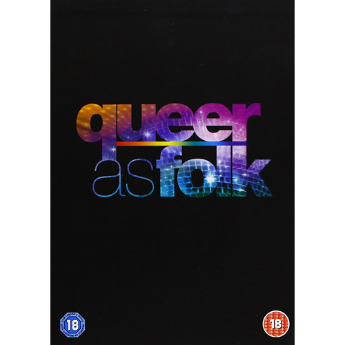 Queer As Folk (USA) - The Complete Series (UK-import) (DVD)