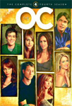 The O.C. - Sesong 4 (UK-import) (DVD)