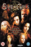 5ive Girls (UK-import) (DVD)