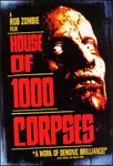 House Of 1000 Corpses (DVD - SONE 1)