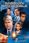 Mission Impossible - Sesong 2 (DVD)