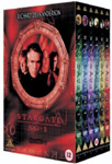 Stargate SG-1 - Sesong 4 (UK-import) (DVD)