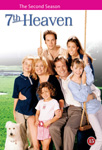 7th Heaven - Sesong 2 (DVD)