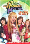 Hannah Montana: Life's What You Make It (DVD - SONE 1)