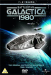Battlestar Galactica 1980 (UK-import) (DVD)