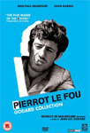 Pierrot Le Fou (UK-import) (DVD)