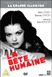 La Bete Humaine (UK-import) (DVD)