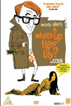 What's Up Tiger Lily (UK-import) (DVD)