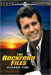 The Rockford Files - Sesong 5 (DVD - SONE 1)