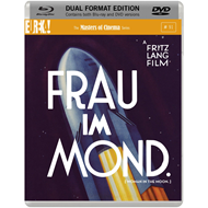 Frau Im Mond (UK-import) (Blu-ray + DVD)