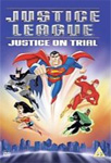 Justice League - Justice On Trial (UK-import) (DVD)