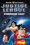 Justice League - Paradise Lost (UK-import) (DVD)