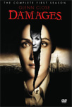 Damages - Sesong 1 (DVD)
