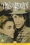 Days Of Heaven (UK-import) (DVD)