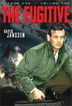 The Fugitive - Sesong 1 Del 1 (DVD)