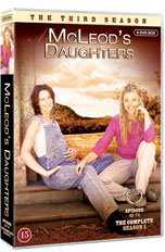 McLeod's Daughters - Sesong 3 (DVD)