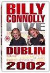 Billy Connolly - Live In Dublin 2002 (UK-import) (DVD)